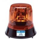 ECCO Amber Economy Rotator Beacon w/Permanent Mount
