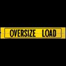 Oversize Load Hinged Aluminum .080
