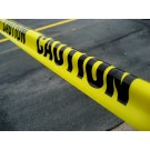 16000 Caution Tape - 3 Inch x 1000 Feet