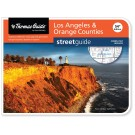 Thomas Guide Los Angeles & Orange Counties 54th Edition Street Guide