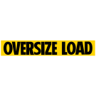 Oversize Load Aluminum .250
