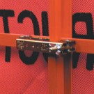 Roll-Up Sign Clamps & Brace